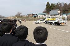 自動車交通安全教室
