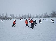 福島ユナイテッドFCサッカー教室